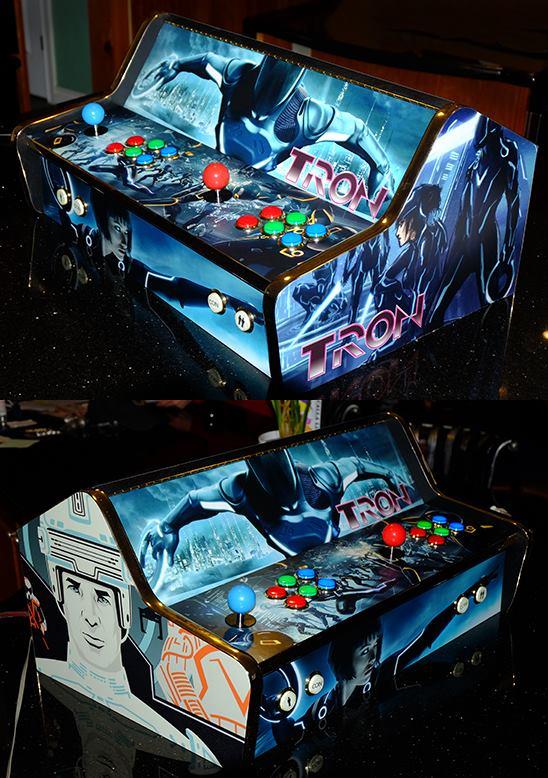 Video Arcade Console