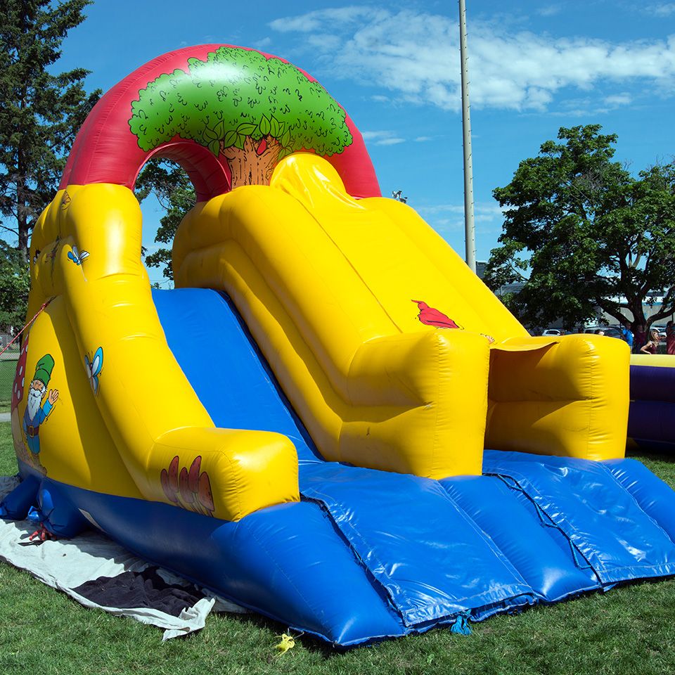 Junior 15' Slides