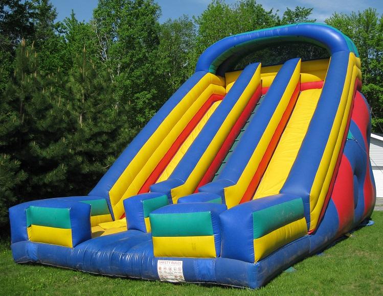 Giant 30' Slides