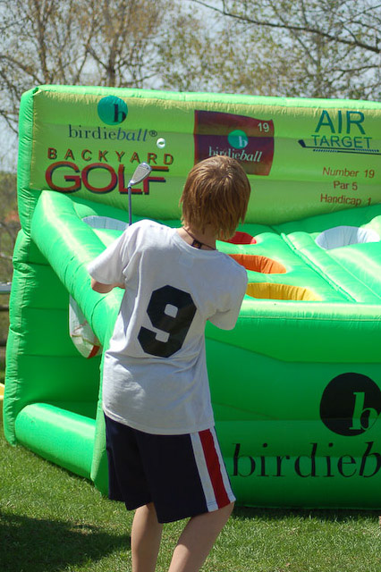 Inflatable Golf